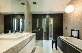 Modern Bir Banyoya Sahip Dekorasyon Fikirleri