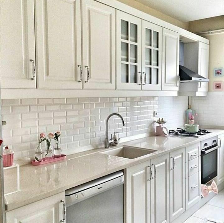 vintage mutfak modelleri mobilya dekorasyon blogu. Black Bedroom Furniture Sets. Home Design Ideas