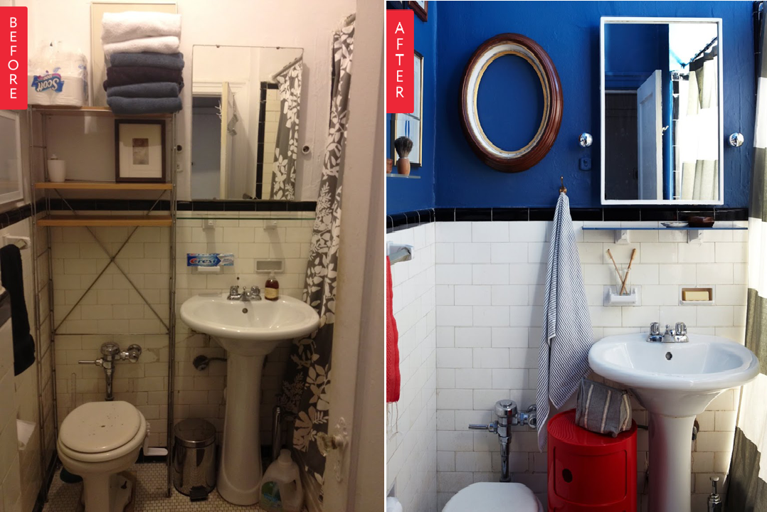 Banyosunu de i tireceklere neriler mobilya dekorasyon blogu for Como restaurar una casa con poco dinero