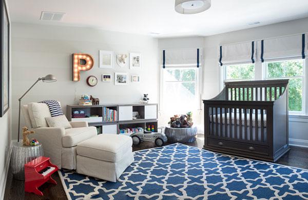 Bebek Odası Dekorasyonunda Kullanabileceğiniz Aksesuarlar