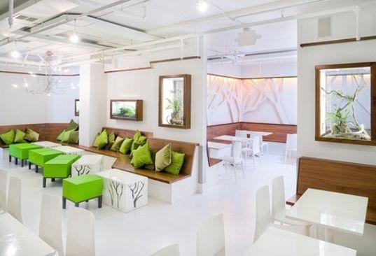 cafe-dekorasyon Modern Cafe Dekorasyon Önerileri