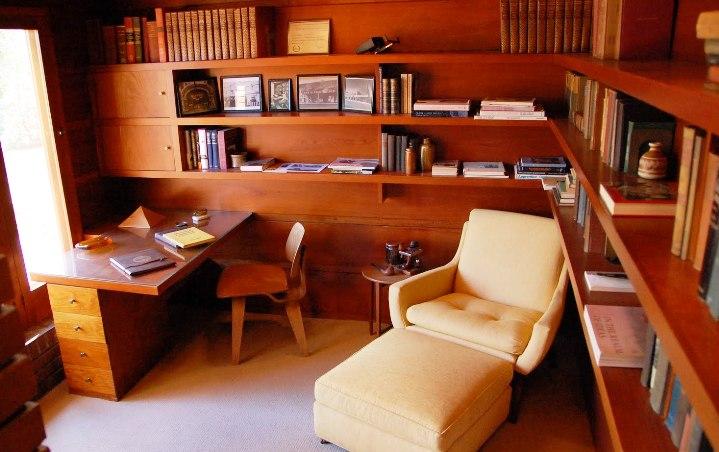 Evinizin Küçük Olması Çalışma Odasına Engel Değil