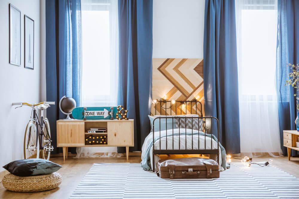 genç yatak odası fikirleri