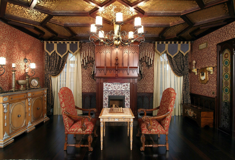 Yeni Trend: Gotik Ev Dekorasyonu