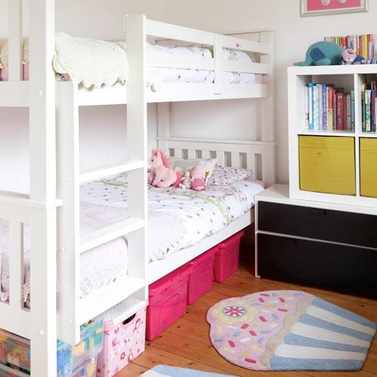 Küçük Çocuk Odaları İçin Tasarım Fikirleri