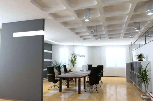 modern ofis dekorasyonu 1