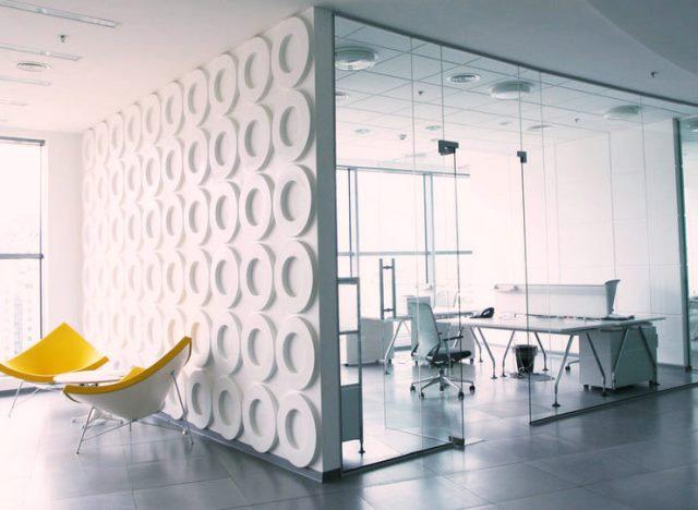 modern ofis dekorasyonu 2
