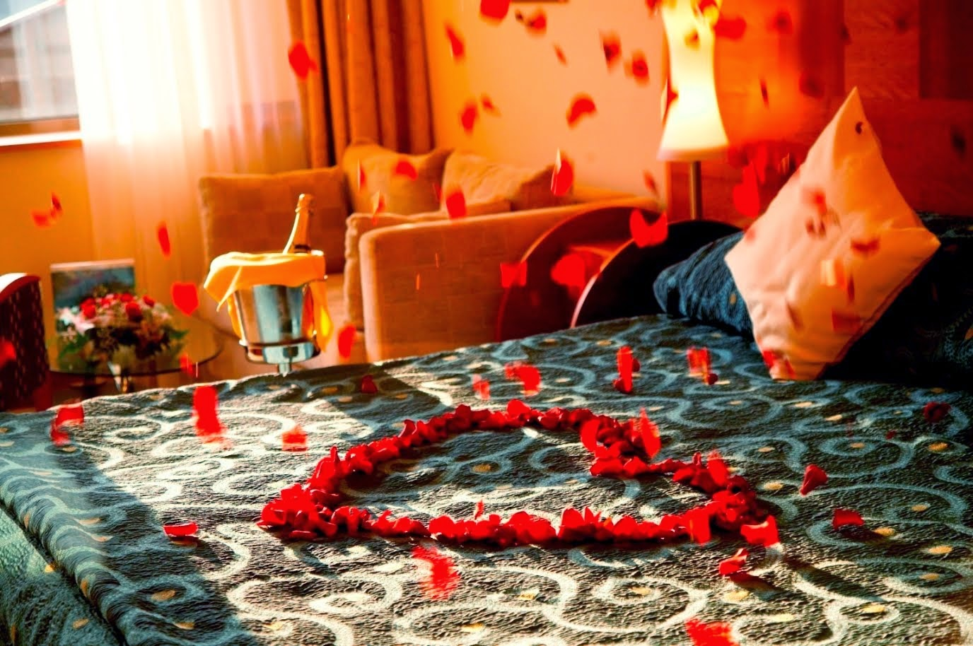 Romantik Gelin Odası Tasarımları