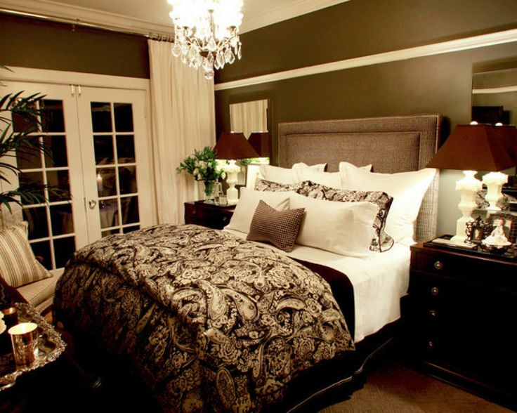 Romantik Yatak Odaları Oluşturma